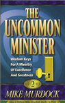 The Uncommon Minister - Volume Two