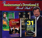 The Businessman's Devotional Pak