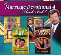 The Marriage Devotional Pak