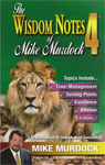 The Wisdom Notes of Mike Murdock, Vol. 4