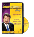 Questions & Answers About The Ministry