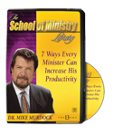7 Ways Every Minister Can Increase His Productivity