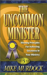 The Uncommon Minister - Volume Three