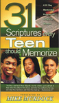 31 Scriptures Every Teen Should Memorize