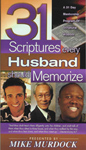 31 Scriptures Every Husband Should Memorize