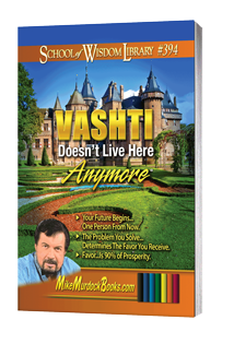 OFFER 0423<BR>Vashti Doesn't Live Here Anymore