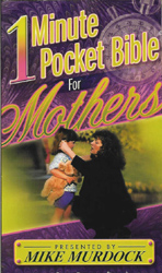 1 Minute Pocket Bible For Mothers
