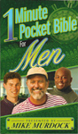 1 Minute Pocket Bible For Men