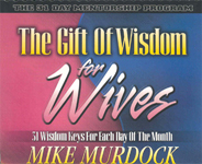 The Gift of Wisdom For Wives