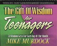 The Gift of Wisdom For Teenagers