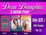 Dear Daughter 3 Pak