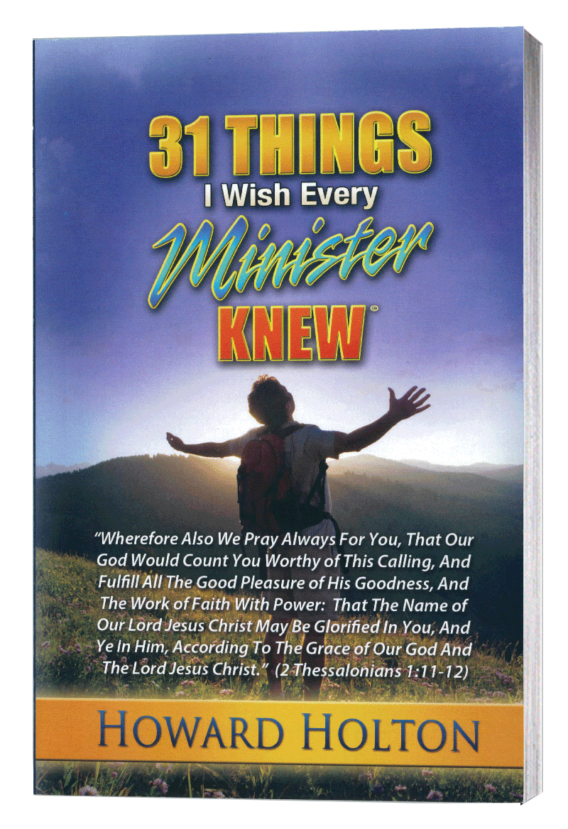 31 Things I Wish Every Minister Knew
