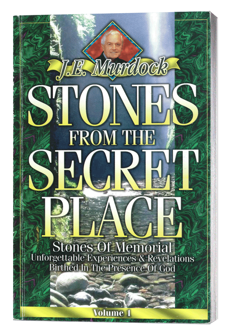 Stones From The Secret Place (Volume 1)