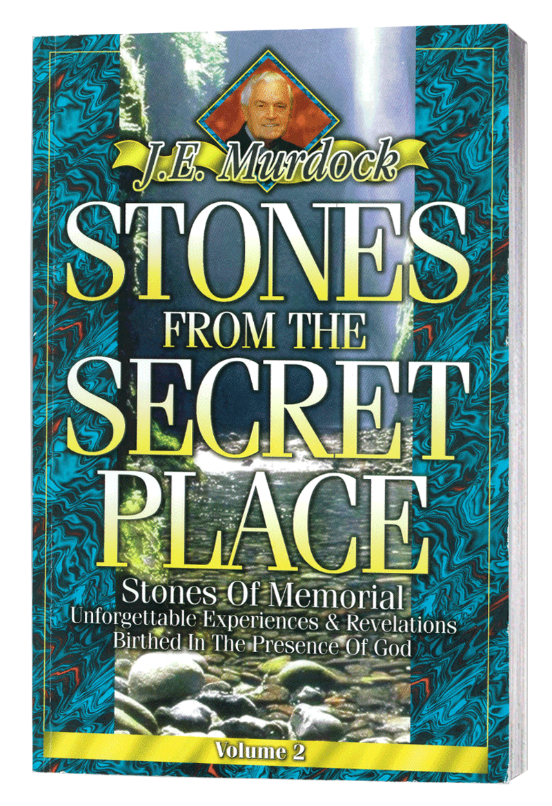 Stones From The Secret Place (Volume 2)