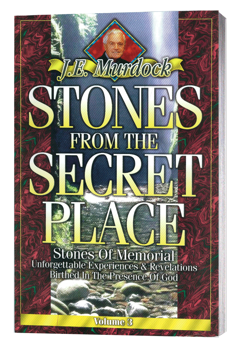 Stones From The Secret Place (Volume 3)