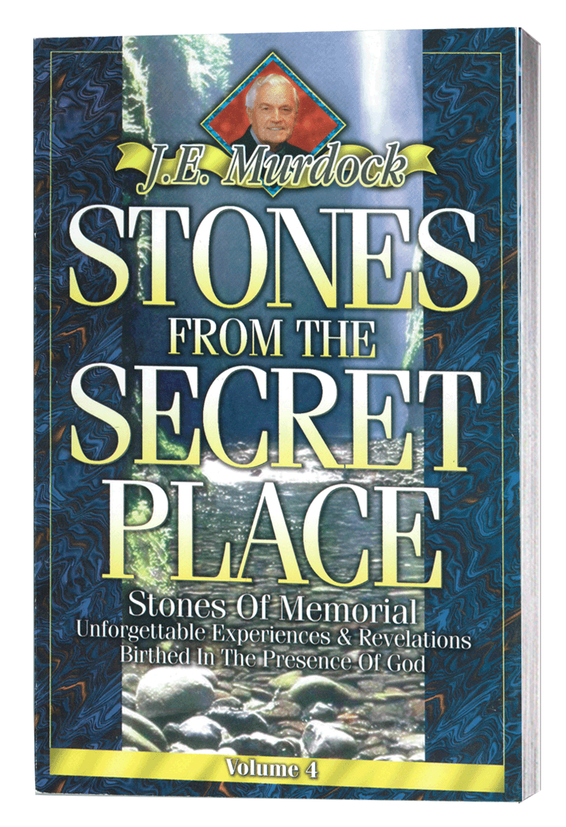 Stones From The Secret Place (Volume 4)