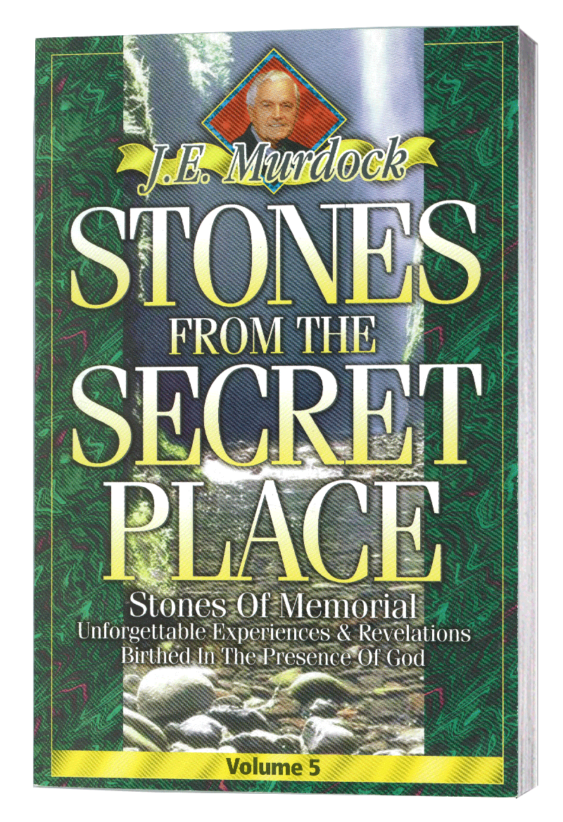 Stones From The Secret Place (Volume 5)
