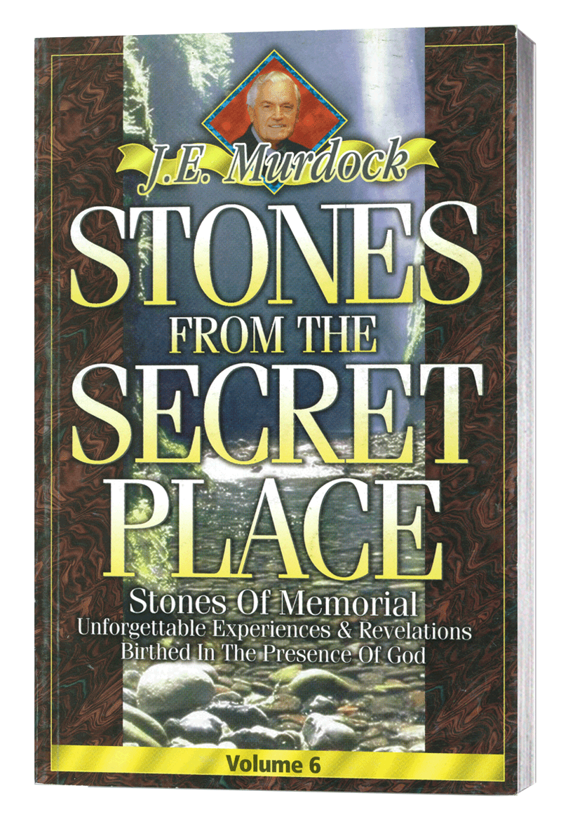Stones From The Secret Place (Volume 6)
