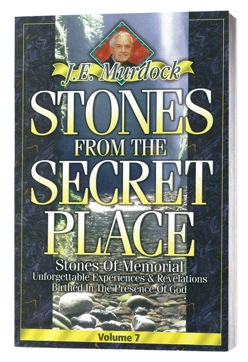 Stones From The Secret Place (Volume 7)