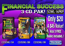 Financial Success 3 CD Pak