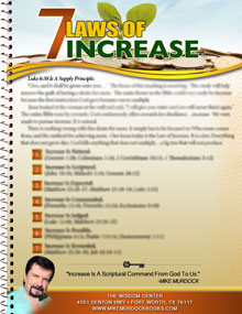 7 Laws of Increase (Download)