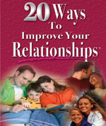20 Ways To Improve Your Relationships