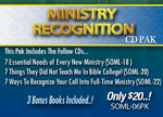 Ministry Recognition